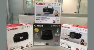 Gagnez Une des 5 super imprimantes de Canon