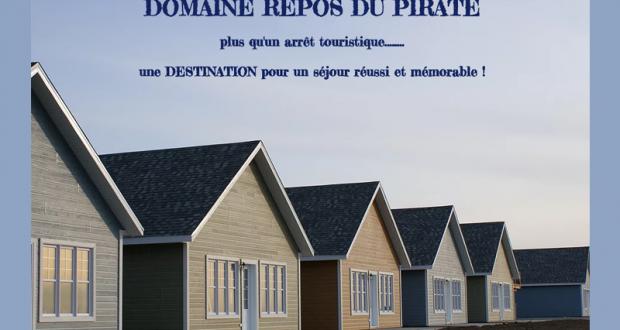 Séjour pour deux au Domaine Repos du Pirate
