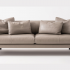 Un canapé Replay en cuir de 3899 $