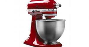 Un mixeur KitchenAid d'une valeur de 500$