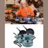12 ustensiles de cuisine Paula Deen Riverbend