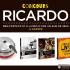 BBQ portatif de marque Ricardo ainsi que 6 livres