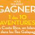 Gagnez 10 voyages pour 4 au Costa Rica, l'Islande ou les îles Galapagos
