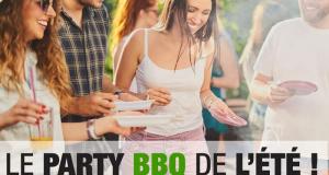 Un party BBQ pour 10 à 12 personnes