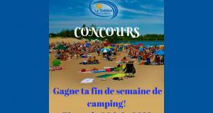 Un séjour de 2 nuits au Le Sablon Plage et Camping