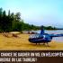 Un vol en hélicoptère pour papa à l'Auberge du Lac Taureau