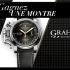Une montre Graham Chronofighter Vintage Pulsomètre