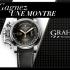 Une montre Graham Chronofighter Vintage Pulsomètre