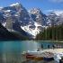 Voyage pour deux dans les montagnes Rocheuses canadiennes