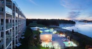 Week end pour deux personnes à l'hôtel Estérel Resort