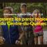 3 séjours dans les parcs régionaux du Centre du Québec