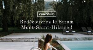 Expérience thermale au Strom Mont Saint Hilaire