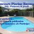 Fermeture de piscine gratuite