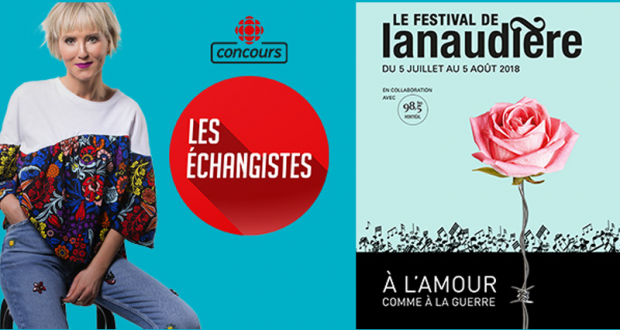 Forfait VIP pour 2 au Festival de Lanaudière à Joliette