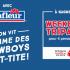 Forfait week-end VIP au festival de St-Tite