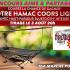 Hamac Coors Light