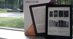 Liseuse Clara HD de Kobo