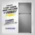 Réfrigérateur Samsung de 17,6 pi³