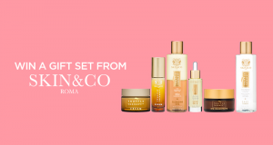 Un ensemble de produits Skin&Co Roma