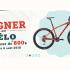 Un vélo de route d'une valeur de 800 $