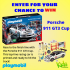 Une Porshe Playmobile 911 GT3 cup