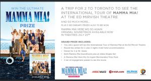Voyage pour deux personnes à Toronto (3 000 $)