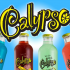 365 bouteilles de différentes saveurs de Calypso Lemonade