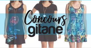4 ensembles de 3 robes Gitane