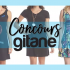 4 ensembles de 3 robes Gitane