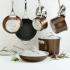 Batterie de cuisine Anolon Nouvelle Copper Luxe