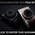 Caméra Fuji XF10