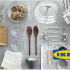 Carte-cadeau de 250$ valide chez IKEA