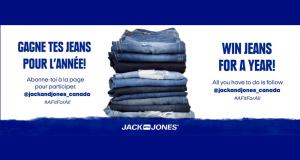 Gagne tes jeans pour l'année