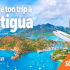 Gagne ton voyage à Antigua