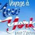 Gagnez un Voyage pour deux à New York (Valeur de 4500$)