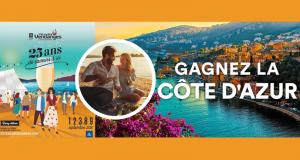 Un séjour en liberté sur la Côte d'Azur
