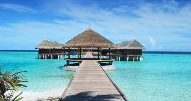Un voyage de luxe pour deux aux Maldives