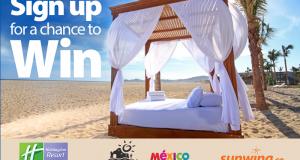 Voyage de 7 nuits tout inclus pour deux à Los Cabos (Mexique)