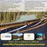 Voyage en train pour deux dans l'Ouest canadien (5198$)