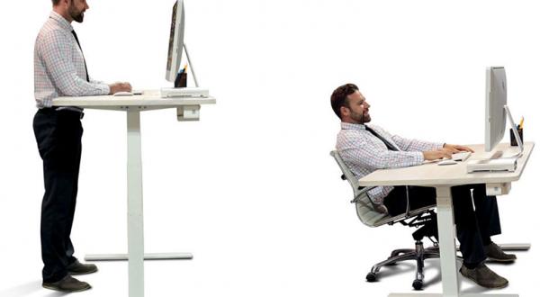 Bureau intelligent Sit-Stand