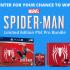 Ensemble cadeau PS4 Spiderman (Valeur de 500$)