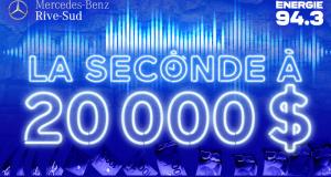 Gagnez 20 000 $ CASH