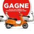 Gagnez 3 Vespa Sprint 50 MY 80 d'une valeur de 4495 $