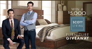 Gagnez 5 000 $ de meubles