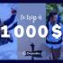 Gagnez l'un des trip à 1000$ parmi les 10 propositions