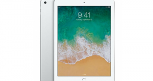 Gagnez un Apple iPad 9.7 32GB with Wi-Fi (2 gagnants)