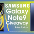 Gagnez un Samsung Galaxy Note 9 avec AndroidHeadlines