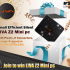 Mini PC ECS Liva Z2 avec support HDMI 2.0 et 4K