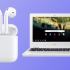 Ordinateur Chromebook Ou un Airpods