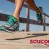 Paire de chaussures de course Saucony